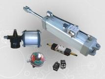 Electrovalve si cilindrii pneumatici