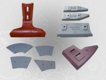 Palete si blindaje pentru statii de beton