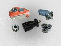 Reductoare si pompe hidraulice